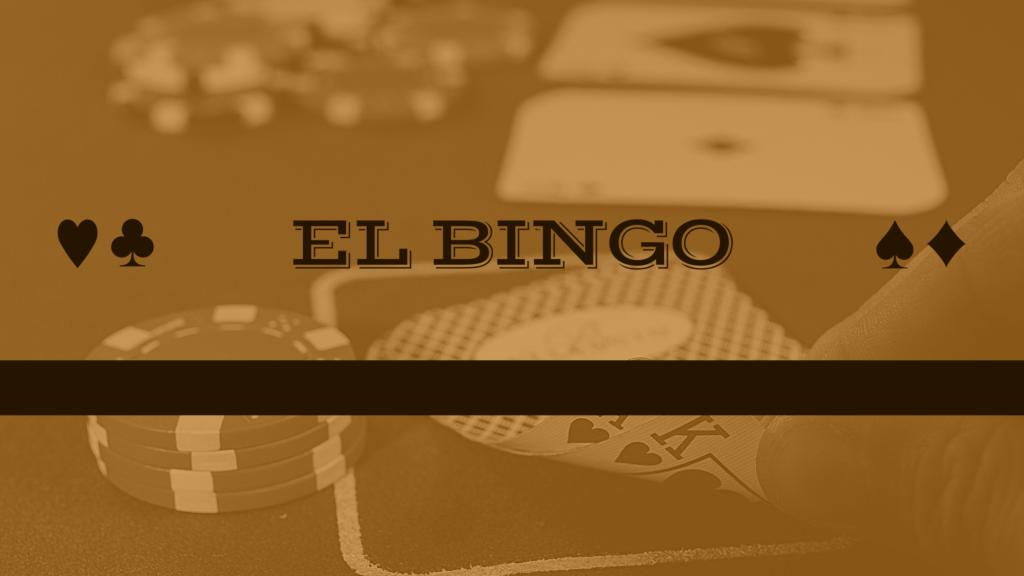 lo mejor del bingo